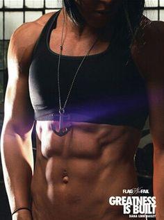 Dana Linn Bailey.