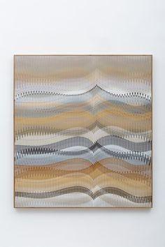 W-810 by Abraham Palatnik | Ocula Deco Paint, Spirited Art, Mural Wall Art, Artist Gallery, Love Painting, Hanging Art, Art Fair, Decoration, Art History