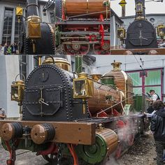 The #mostprecious #oldtimer of the #historical #railway #show in #erstfeld was the #steam #locomotive #called #spanischbrötlibahn dating back to 1850 and is still running ; #gottardo #gotthard #feast #tunnel #crossing the #alps #technical #heritage #mobility #history #stilllife #travelling #journey #tourism #attraction #meditation #thankfullness