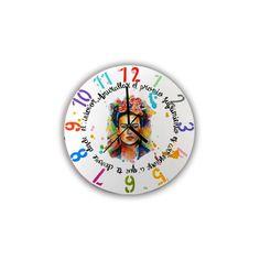 Gorsh.net   Reloj Frida Manchas 30 cm