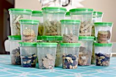 Snack Containers (IHeart Organizing)