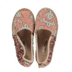 Espadrilles Kilim Rose - Chaussures - Petite-fille - e-shop