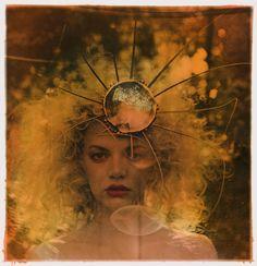 Aimend: Celtic Sun goddess ---Ellen Rogers Photography