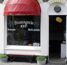 Fromagerie Abraham Kef, Amsterdam  http://www.abrahamkef.nl/Marnixstraat/kazen/