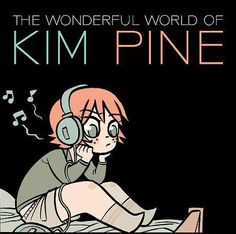 scott pilgrim kim pine - Google Search