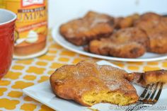 Unique and delicious. If you Love pumpkin recipes, you will love this Pumpkin Fry Bread Recipe. It is great for not only fall buy year round.