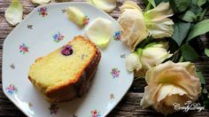 ComfyDays: Sunday afternoon tea cake