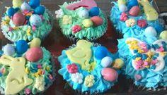 Pascua cupcakes