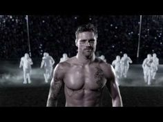 Nick Youngquest in INVICTUS - The new fragrance by Paco Rabanne - TV Spot