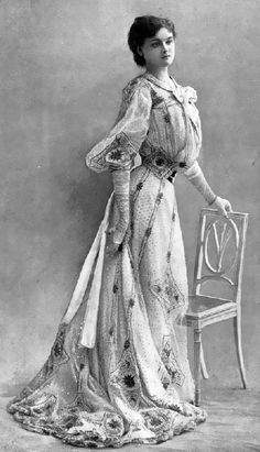 Les Modes from 1902