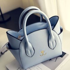 New-Fashion-Women-Leather-Shoulder-Bag-Tote-Purse-Handbag-Messenger-Satchel