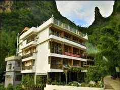 Yangshuo Yangshuo CTN Li River Hotel China, Asia Ideally located in the prime touristic area of Xingping Fishing Village, Yangshuo CTN Li River Hotel promises a relaxing and wonderful visit. The hotel offers a wide range of amenities and perks to ensure you have a great time. All the necessary facilities, including free Wi-Fi in all rooms, luggage storage, Wi-Fi in public areas, valet parking, car park, are at hand. Comfortable guestrooms ensure a good night's sleep with some ...