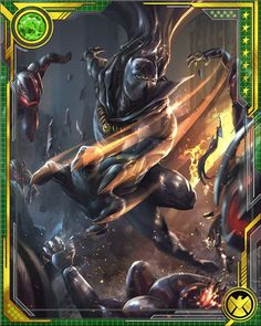 RPGOTG - [Investigator] Black Panther+