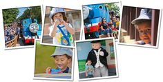 Day Out With Thomas. Includes a 25 min train ride and lots of activities.