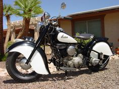 1951 Indian Chief Police Special