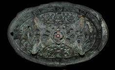 Viking tortoise brooch