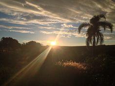 sunbeam evening