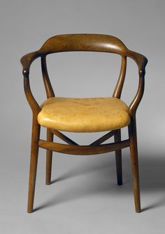 Finn Juhl. Model 44 chair. Almost Gaudi