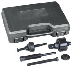 OTC Tools 4530 Power Steering Pump Pulley Service Set. For product info go to:  https://www.caraccessoriesonlinemarket.com/otc-tools-4530-power-steering-pump-pulley-service-set/