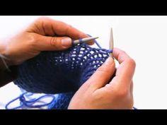 Sådan strikker du ribstrik - 1 r, 1 vr (Familie Journals strikkeskole: Journal, Crochet Clothes, Tips, Blog, Alice, Knitting, Clothing, Outfits, Advice