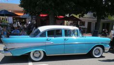 Hyannis Father's Day Car Show 2014
