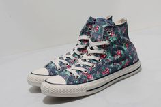 Converse All Star Hi Floral Pack 01