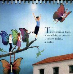 Ser maestra: ¡Una ilusión de vida!