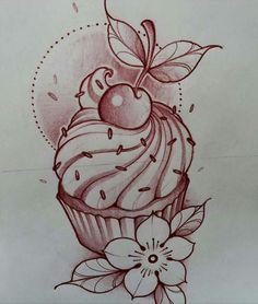 Dark Art Drawings, Outline Drawings, Pencil Art Drawings, Art Drawings Sketches, Tattoo Sketches, Family Tattoo Designs, Tatoo Designs, Flower Tattoo Drawings, Tattoo Design Drawings