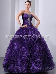2013 Drop Waist Cinderella Quinceanera Dresses IMG_8197