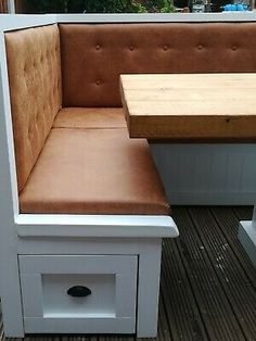 Kitchen Corner Bench Seating, Corner Bench Kitchen Table, Dining Room Bench Seating, Storage Bench Seating, Dining Table With Bench, Kitchen Bench With Storage, Bench Seat With Storage, Corner Sofa Dining Table, Kitchen Banquette Ideas