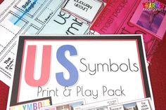 US Symbols - Sharing