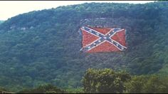 Confederate flag monument going up on Fredonia Mountain - WRCBtv.com | Chattanooga News, Weather & Sports