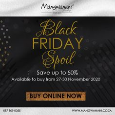 It's your last day to stock up on Mangwanani vouchers! The sale ends today at 5pm. Buy now and use later. Some of the highlights: - African Revitalisation Full-Day Spa Weekend Voucher R1299 each - African Revitalisation Full-Day Spa Midweek Voucher R999 each - Half-Day Spa Weekday Voucher R599 each - Moonlight Night Spa Midweek Voucher R1299 for 2 Discover more by visiting the link below T&Cs apply Buy now! Buy online or call 0878090055 ☎️ 0878090055 💻 www.mangwanani.co.za Spa Weekend, Spa Day, Boutique Spa, Watch This Space, Moonlight, Black Friday, Highlights, How To Apply, Highlight