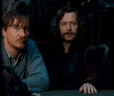 Remus Lupin and Sirius Black. I admit it - I'm far more invested in the Marauders' generation in #HarryPotter than I am in Harry's generation.