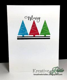 Hi everyone!   Today's the day!         Get your box today!   I wanted to share another one layer card with you today using the supplies in...
