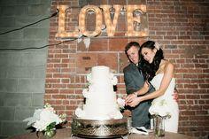 Romantic Chic Blush & Gold Seattle Wedding