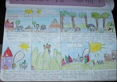 Comic Strips – An Interactive Notebook Assignment | Teaching Social Studies and Language Arts