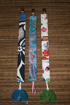 Sweet Swaddles Baby Binky Pacifier Clip by SweetSwaddles on Etsy