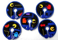 Pacman Yellow Gtube Covers Gtube Pads Mic-Key Mickey Button by AdorabellyDesign on Etsy