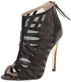 Amazon.com   Chinese Laundry Kristin Cavallari Women's Luscious Kid Leat Boot, Black, 7 M US   Ankle & Bootie