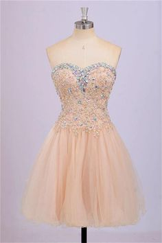 Sweetheart Homecoming Dress Prom Party Gown Pst0854 on Luulla