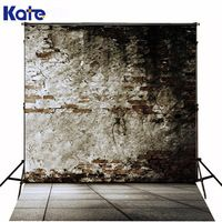 200Cm*150Cm Kate Digital Printing Backgrounds Badly Damaged Plaster Retro Walls Photography Backdrops Photo Lk 1469