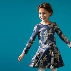 Kami Skirted Dress | Tea Collection