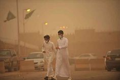 Ahwaz, in southwestern Iran, which produces the country's most oil, is topped the most polluted cities in the world, with an annual mean level of 372 mcg/m3 according to 2009 data.  Five million people are poisoned by pollution everyday in the developing world.