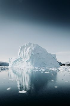 The Terramar Project. Greenland's melting ice sheet could generate more sea level rise than previously thought if greenhouse gas emissions continue to increase. Ice Images, Ice Pictures, Image Nature, Nature Photos, Close Up Photography, Macro Photography, Iceberg Images, Nature Images Download, Wim Hof