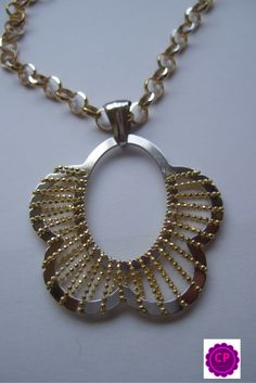 Colgante de plata 925m chapada en oro www.capricciplata.com www.facebook.com/capricci.plata1 Pendant Necklace, Facebook, Jewelry, Sheet Metal, Pendants, Gold, Jewellery Making, Jewelery, Jewlery