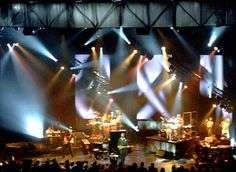 Sting Concert Lighting Design