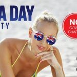 We're getting ready for out next big pool party, happening on Australia Day this month. After