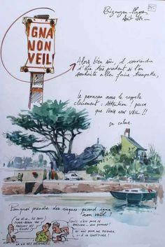 Une Bretagne par les Contours / Brignogan-plages 20/11/2014