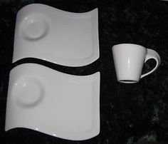 Verdici-Swish-Espresso-Snack-Set-Plates-and-Cup-1-Cup-2-Saucers-Trays